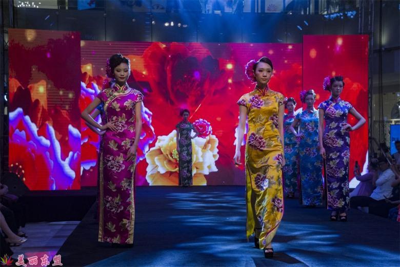 2016中国东盟服饰文化展览会-南宁国际时装周开幕