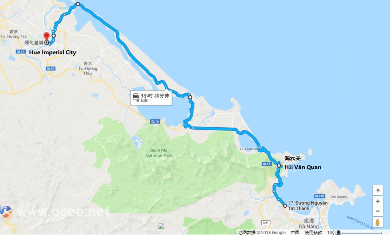 1800公里骑行记二 岘港海云关篇 (2012 岘港-顺化-会安-芽庄-美奈-头