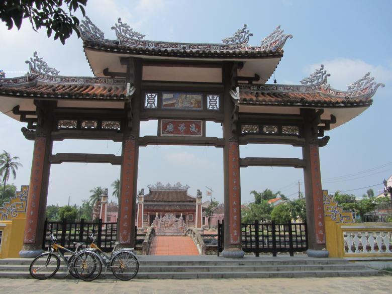 1800公里骑行记四 会安古城篇 (2012 岘港-顺化-会安-芽庄-美奈-头顿-